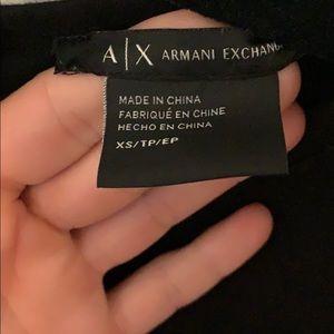 Armani Exchange Dresses - Black Armani Exchange Dress size XS
